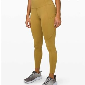 """Fast and free 25"""" tights nulux non reflective"""